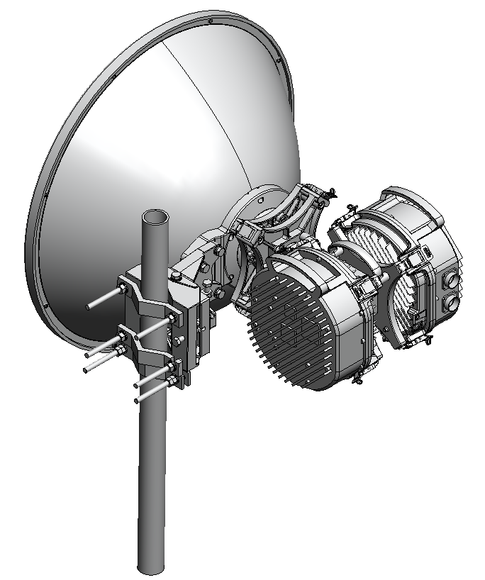 what is a microwave antenna